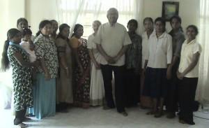 Bro Ebi & Sis Soma's visit 2012